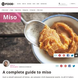 A complete guide to miso