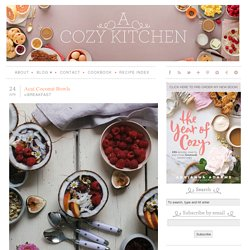 A Cozy Kitchen - StumbleUpon