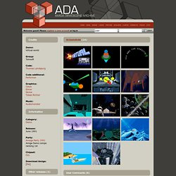 A.D.A. Amiga Demoscene Archive