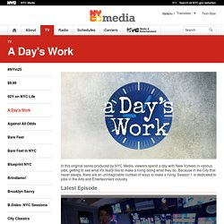 A Day's Work - NYC Media
