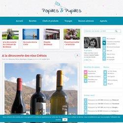 A la découverte des vins Crétois