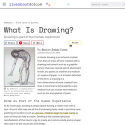 A Definition of Drawing