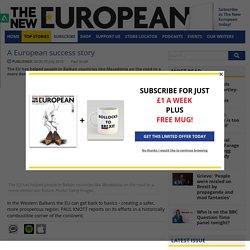 A European success story