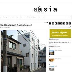 Go Hasegawa & Associates - house in gotanda . tokyo