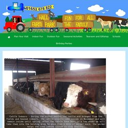*****A Farming Year – Hall Farm Park