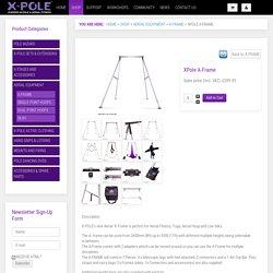 A-FRAME : XPole A-Frame