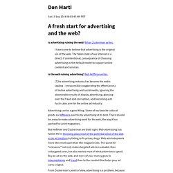 Rapporto_tra_pubblicità_e_web_A fresh start for advertising and the web?