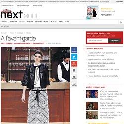 Libération Next - A l'avant-garde