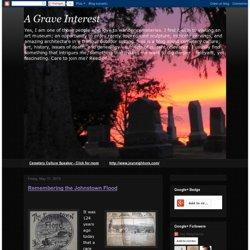 A Grave Interest