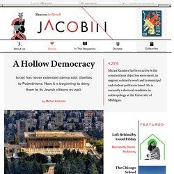 A Hollow Democracy