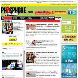 A la une sur Phosphore.com