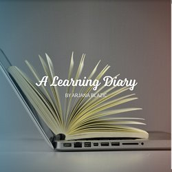 A Learning Diary