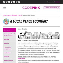(Mov.Mujeres USA) CODEPINK_Grupo_Local Peace Economy
