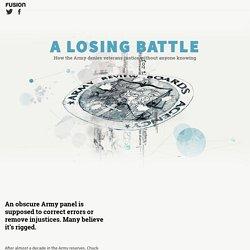 A Losing Battle — Fusion