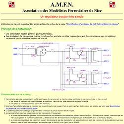 A.M.F.N: régulateur