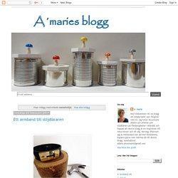 A´maries blogg: metallslöjd