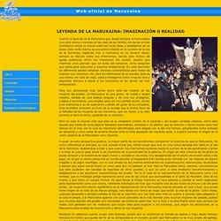 27212SIRENAS/NINFAS/NEREIDAS/CUEVAS La Maruxaina.