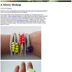 A Merry Mishap