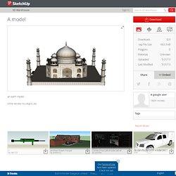 Taj Mahal von Kevin Girard - 3D-Galerie