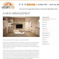 A New Arrangement - Urbanchic
