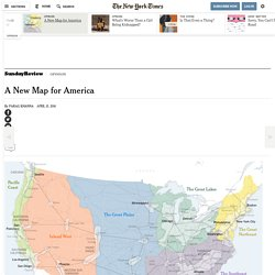 A New Map for America [carte]
