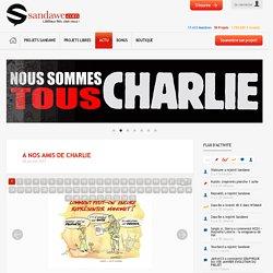 A nos amis de Charlie - Sandawe