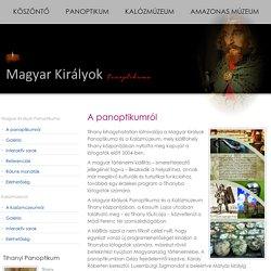 PANOPTIKUM: Magyar királyok - Kalózmúzeum