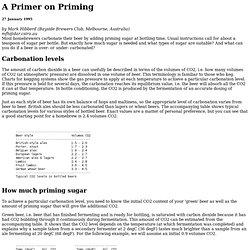 A Primer on Priming