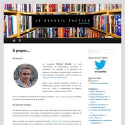 blog de Nicolas Beudon consevateur bibliothèque de Bayeux