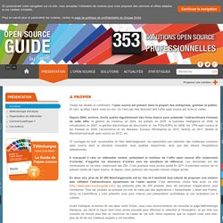 Guide Open Source / A propos