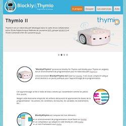 A propos - Blockly4Thymio