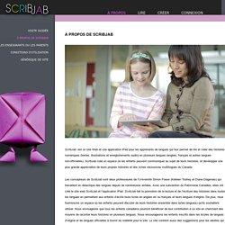 À propos de Scribjab