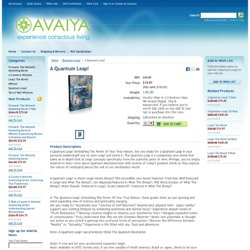 The Quantum Revelation - AVAIYA Store
