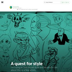A quest for style