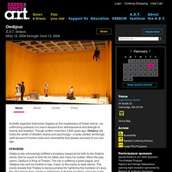 A.R.T. - American Repertory Theater