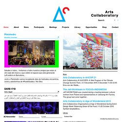Arts Collaboratory - Programme for artist-led initiatives
