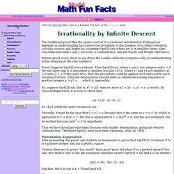 A Random Math Fun Fact!