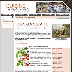 A la Renaissance