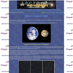 A.S.C.T Section Astronomie