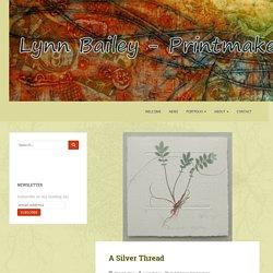 A Silver Thread – Lynn Bailey
