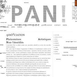 A̦̬ͅSSŎͦ͆́CIATION ¶ PAN!