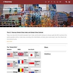 A.T. Kearney Global Cities