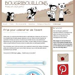 A télécharger - Bougribouillons