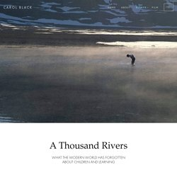 A Thousand Rivers — Carol Black