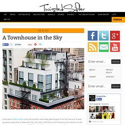 A Townhouse in the Sky