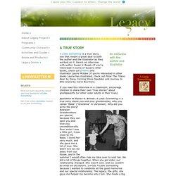 A True Story - www.legacyproject.org