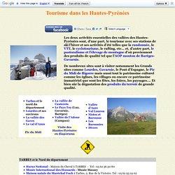 A visiter dans les Hautes-Pyrénées