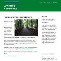 A Writer's Community
