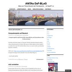 ANiTAs DaF-BLoG