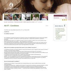 AA 57 : Candidose
